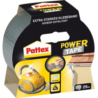 4270608154, Pattex Power Tape 50mm x 50m, silber